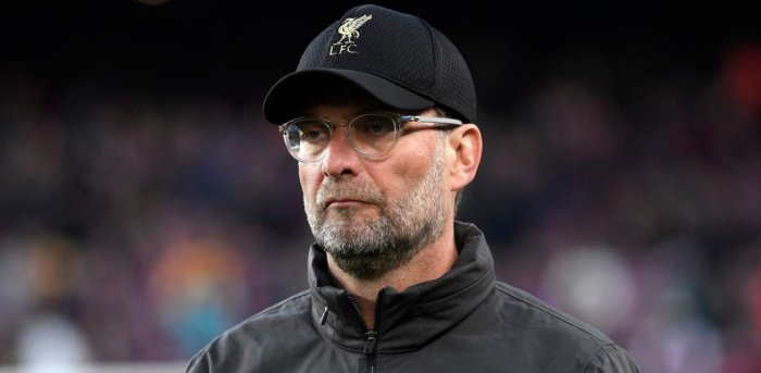 Liverpool's German coach Jurgen Klopp. Credit: AFP Photo