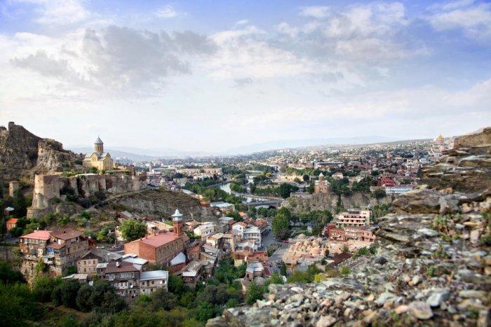 Tbilisi. Pic courtesy Georgian National Tourism