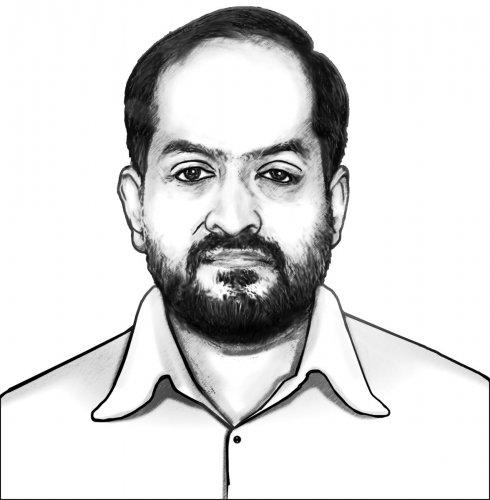 Venkatesh Nayak.
