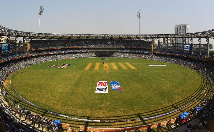 Wankhede Stadium. Credit: Getty images.