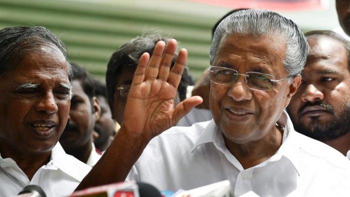 Kerala CM Pinarayi Vijayan said that the amendment would in no way be used against free speech or impartial journalism. Credit: PTI file photo.