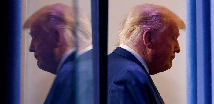 Donald Trump. Credit: Reuters