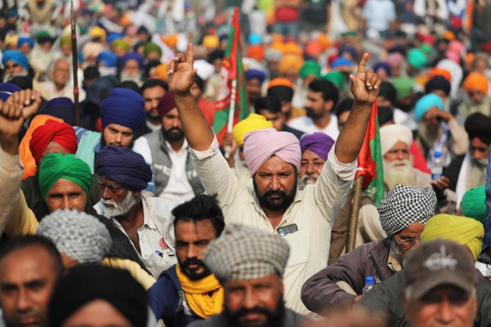 Multi-billion-dollar programme is at the heart of farmers' protests | Deccan Herald