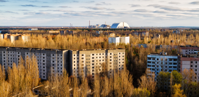 A record number of 124,000 tourists visited last year, including 100,000 foreigners following the release of the hugely popular Chernobyl television series in 2019. Credit: iStock
