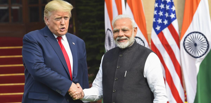 PM Modi awarded 'Legion of Merit' by Donald Trump