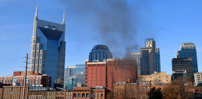 'Intentional' Explosion in Downtown Nashville Damages Buildings, Officials Say