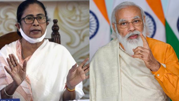 PM Modi, Mamata Banerjee lock horns over farmers' issue | Deccan Herald