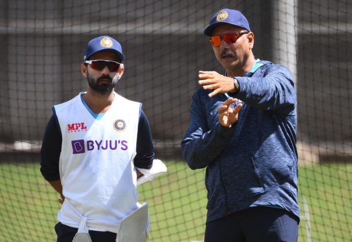Ajinkya Rahane is a shrewd captain: Ravi Shastri   Deccan Herald