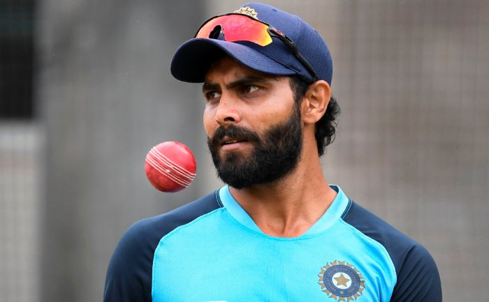 Ravindra Jadeja out of first two Test against England, might bat with  injections if required | Deccan Herald