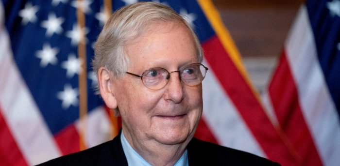 Mitch McConnell privately backs impeachment as house moves ...