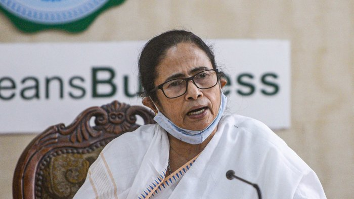 West Bengal CM Mamata Banerjee to contest Assembly polls from Nandigram |  Deccan Herald
