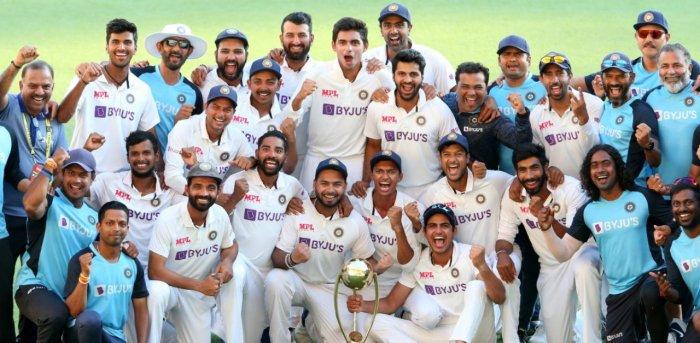 भारत 2-1 सीरिज जीत