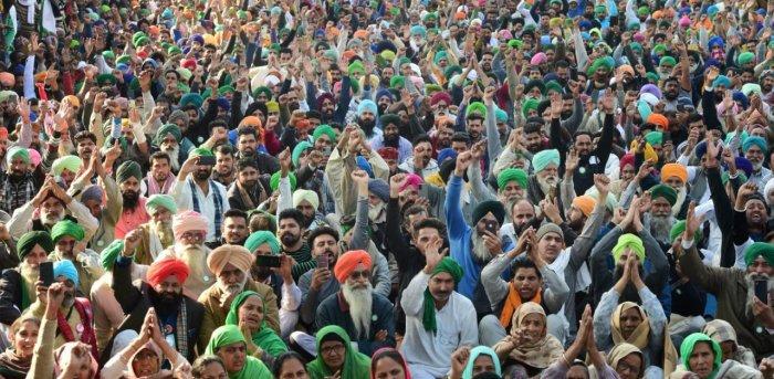 Another Punjab farmer dies
