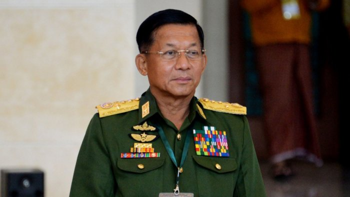 Myanmar junta chief urges economic action as Western pressure grows |  Deccan Herald