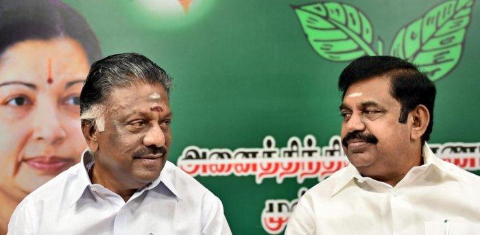 Tamil Nadu Polls: Edappadi Palaniswami to contest from Edappadi, Panneerselvam from Bodinayakkanur   Deccan Herald