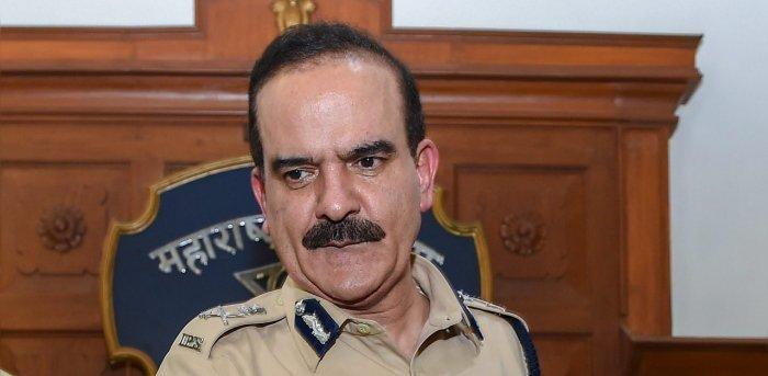Maharashtra CMO says Param Bir Singh letter 'unsigned' | Deccan Herald