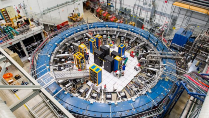 Physicists say the anomaly has given them ideas for how to search for new particles. Credit: Twitter/@Fermilab
