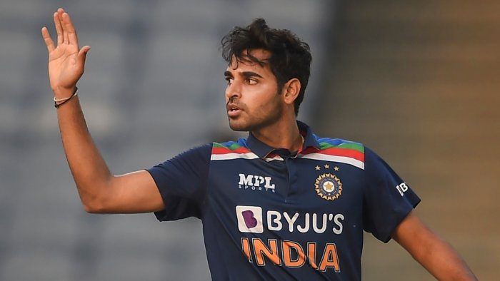 Bhuvneshwar Kumar wins ICC Player of the Month award for superb show in India-England ODI, T20I series | Deccan Herald