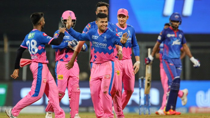 IPL 2021: Miller and Morris power Rajasthan Royals to sensational 3-wicket win over Delhi Capitals | Deccan Herald