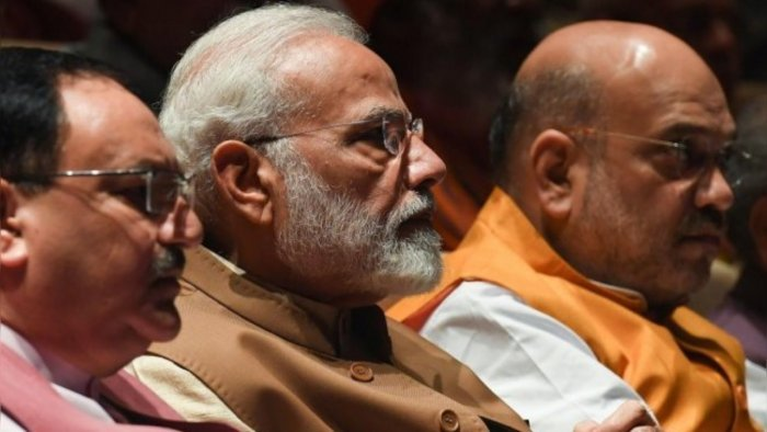 BJP focuses on strategy to battle 'Covid-19 mismanagement' perception    Deccan Herald