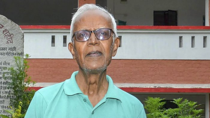 Father Stan Swamy was a Roman Catholic priest, and a member of the Jesuit order. Credit: PTI File Photo
