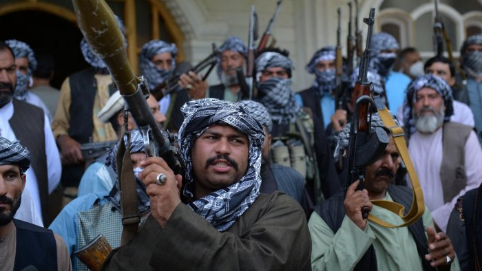 Afghanistan is all but back in Taliban's hands... and in Pakistan's    Deccan Herald