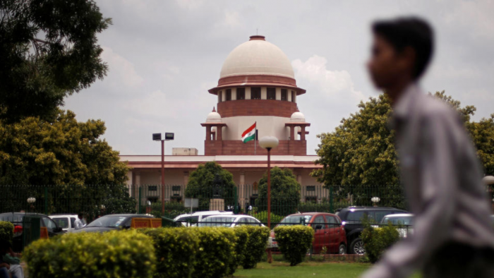A view of the Supreme Court of India. Credit: Reuters Photo