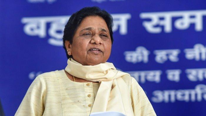 Mayawati seeks to revive 'social engineering' formula to capture power in  Uttar Pradesh | Deccan Herald