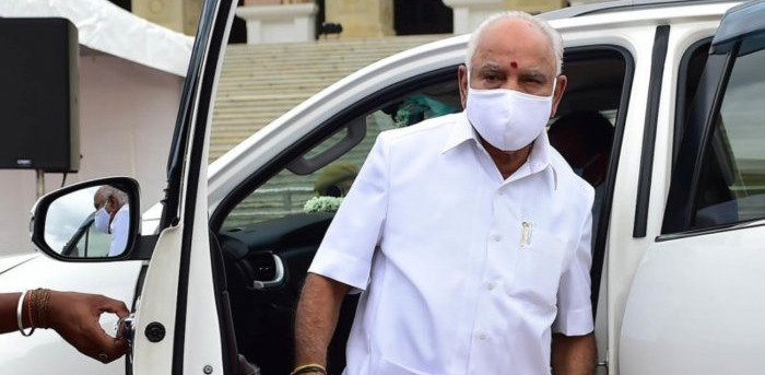 Yediyurappa to exit soon? Will know by evening, says the CM   Deccan Herald