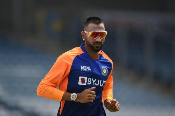 India vs Sri Lanka: Krunal Pandya tests positive for Covid-19, second T20I  postponed   Deccan Herald