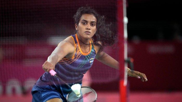 Indian badminton ace P V Sindhu. Credit: AP/PTI Photo