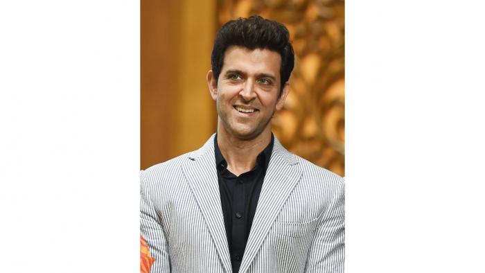 Actor Hrithik Roshan. Credit: PTI Photo