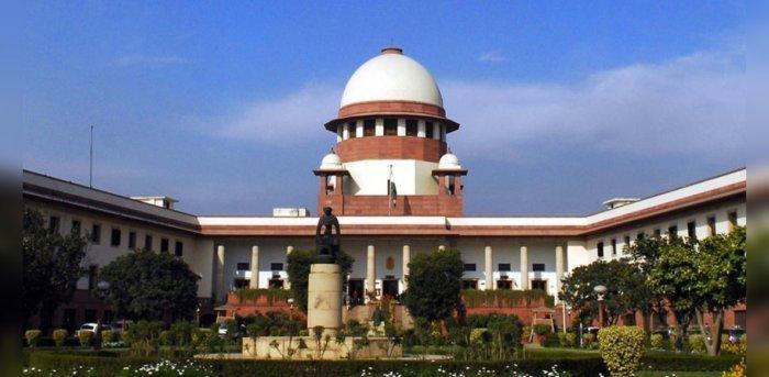 Supreme Court of India. Credit: PTI File Photo