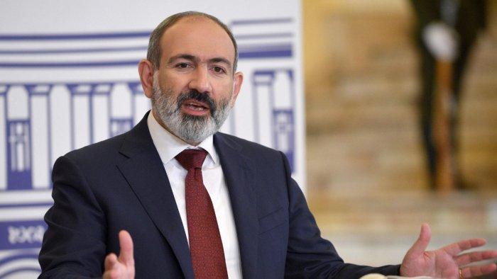 Armenia's Prime Minister Nikol Pashinyan. Credit: AFP File Photo