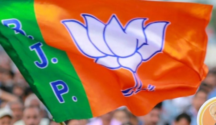 Bablu joined the saffron party in the presence of UP BJP president Swatantra Deo Singh. Credit: PTI file photo