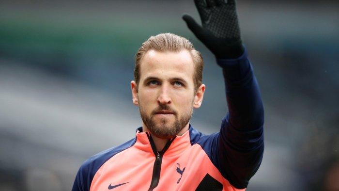Tottenham Hotspur forward Harry Kane. Credit: Reuters File Photo