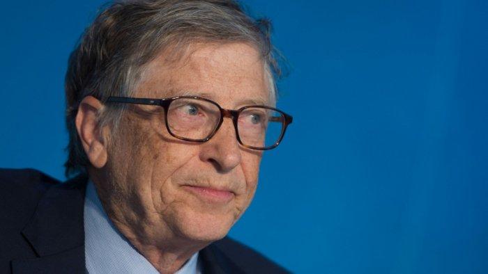 American business magnate Bill Gates. Credit: AFP File Photo