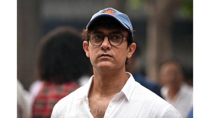 Actor Aamir Khan. Credit: AFP Photo