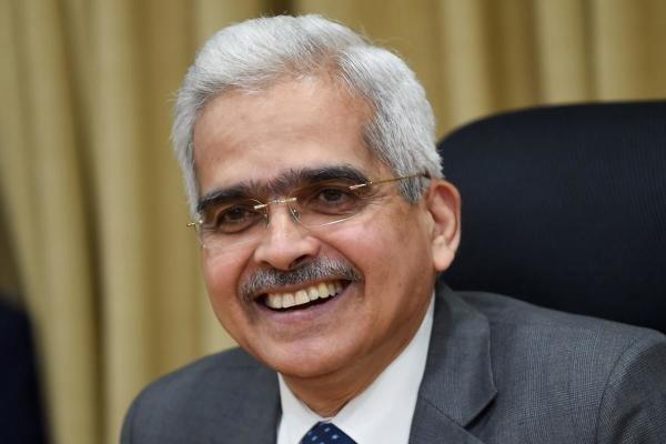 Reserve Bank of India Governor Shaktikanta Das. Credit: PTI Photo