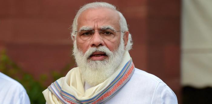 PM Narendra Modi. Credit: PTI file photo