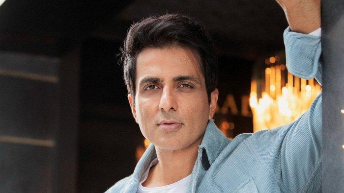 Bollywood actor Sonu Sood. Credit: PTI Photo