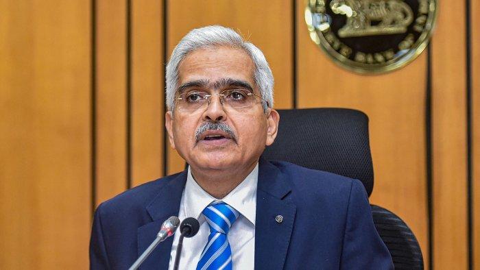 RBI Governor Shaktikanta Das. Credit: PTI File Photo