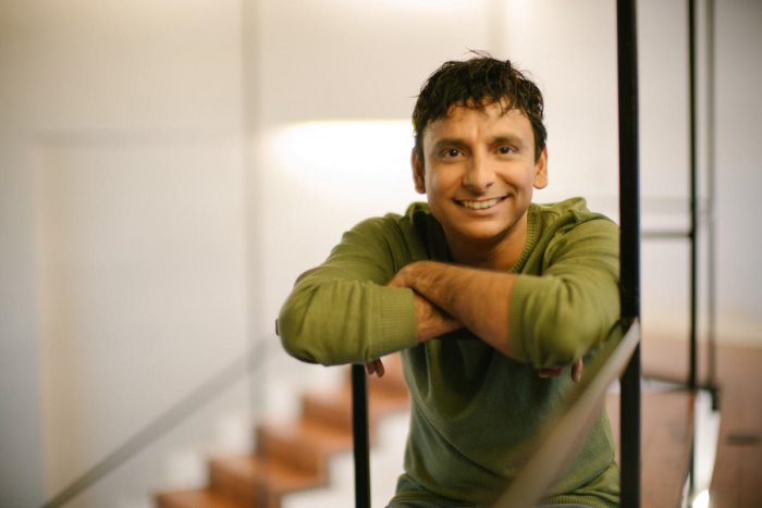 Inaamulhaq was praised by critics and audience alike for his performance as an honest officer in the Hindi web series 'Maharani'.