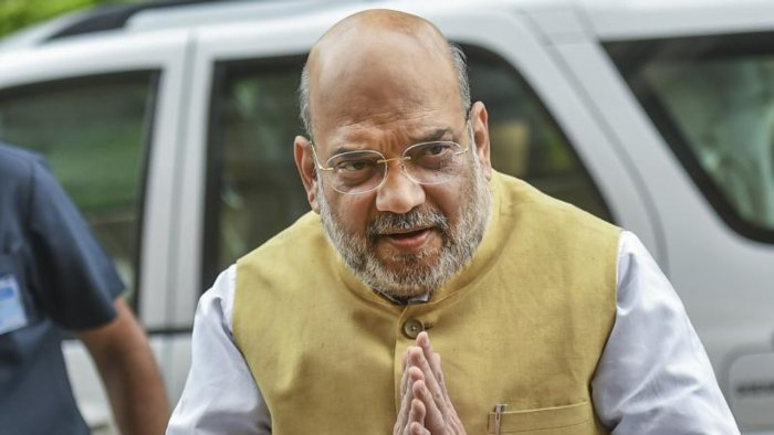 Union Home Minister Amit Shah. Credit: PTI File Photo