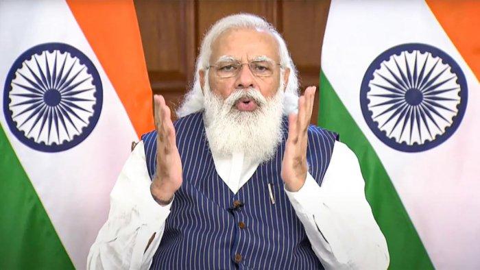 PM Narendra Modi. Credit: PTI Photo