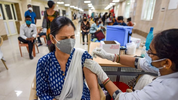 The new phase of universalisation of Covid-19 vaccination had commenced on June 21. Credit: PTI Photo