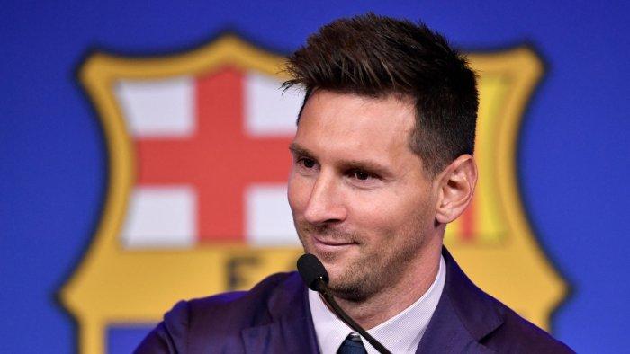 Lionel Messi. Credit: AFP Photo