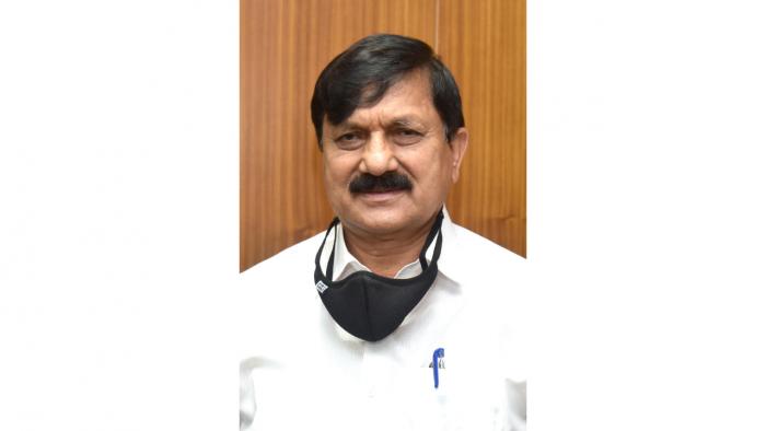 Araga Jnanendra. Credit: DH Photo