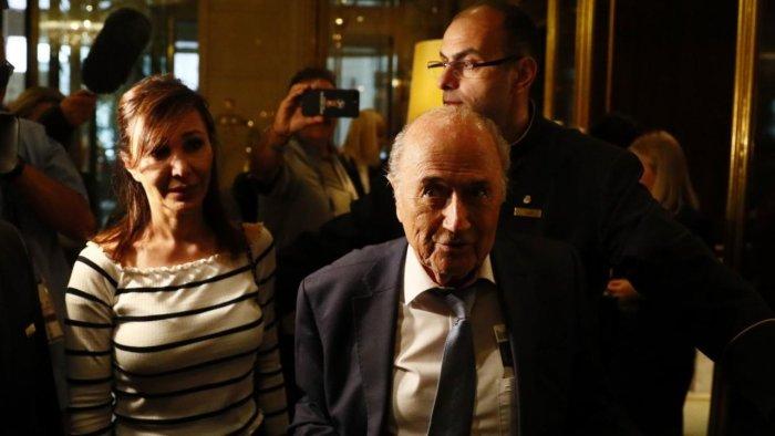 Former FIFA President Sepp Blatter. Credit: Reuters Photo