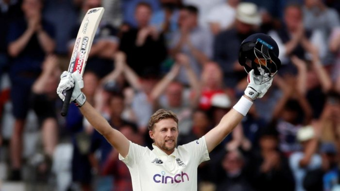 Root came up with a masterful 109 to help England put up a much-improved batting show in their second innings. Credit: Reuters Photo